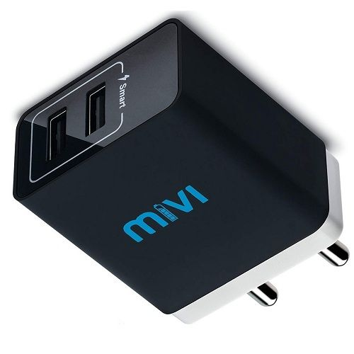 Mivi 3.1A Dual Port charge adapter