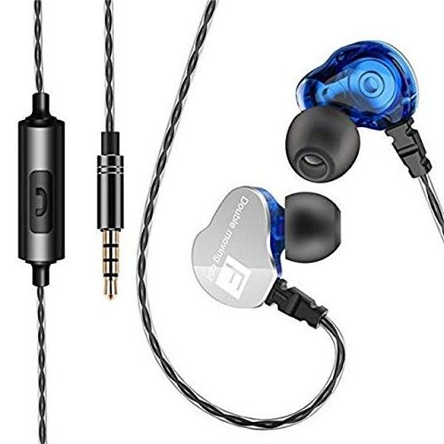 Redamancy 6T-BT Wired in-Ear Earphones