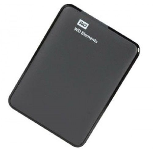 Western Portable External Hard Drive