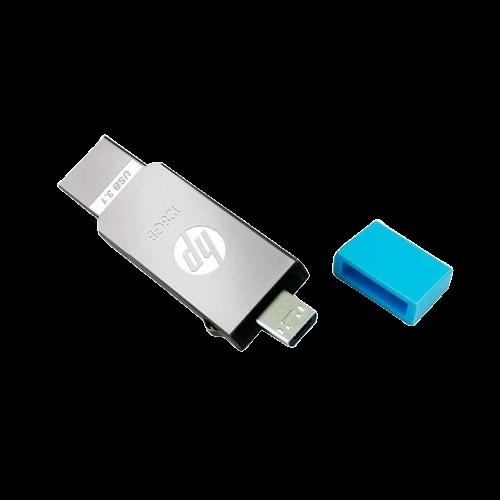HP HPFD302M OTG Flash Drive