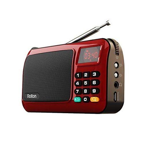 Alician Rolton Portable Mini FM Radio