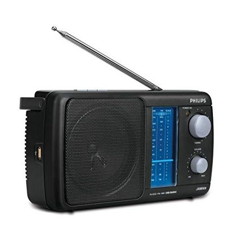 Philips 2 bands portable FM