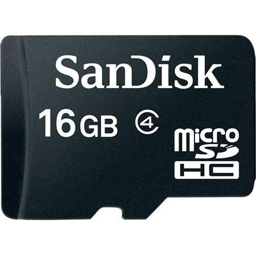 Sandisk 16GB Storage Card