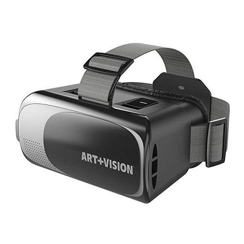 Art+Vision VR Headset 3D Glasses