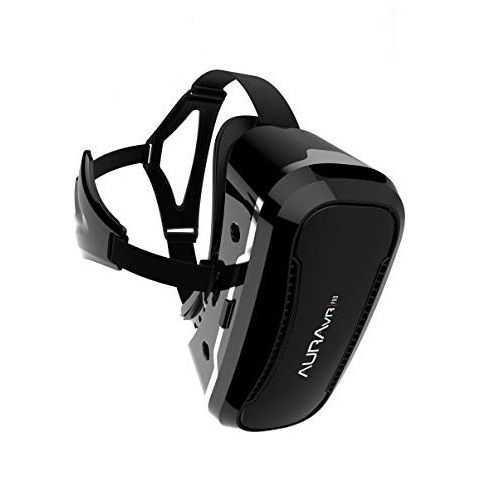 AuraVR Glasses Headset with Remote Controller