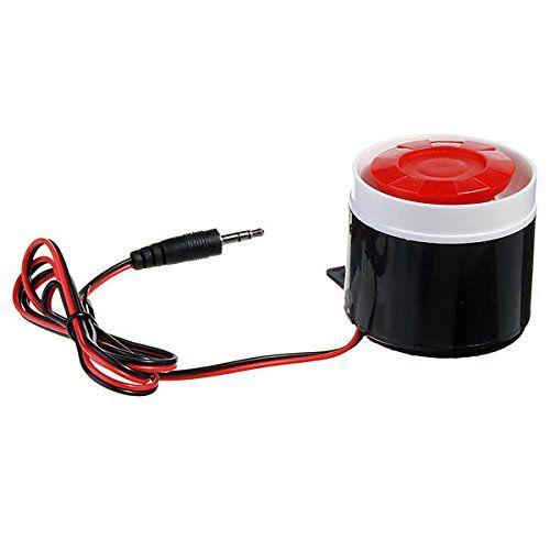 Wired Siren Horn Speaker